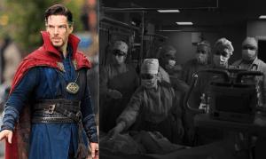 Actorul Benedict Cumberbatch, alături de artişti români, prezintă în proiecţii uriaşe lupta medicilor români cu virusul ucigaş