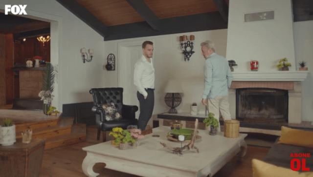 Episodul 13 Sen Çal Kapımı (Bate la ușa mea) cu Hande Erçel Și Kerem Bürsin.Secvențe Video 33