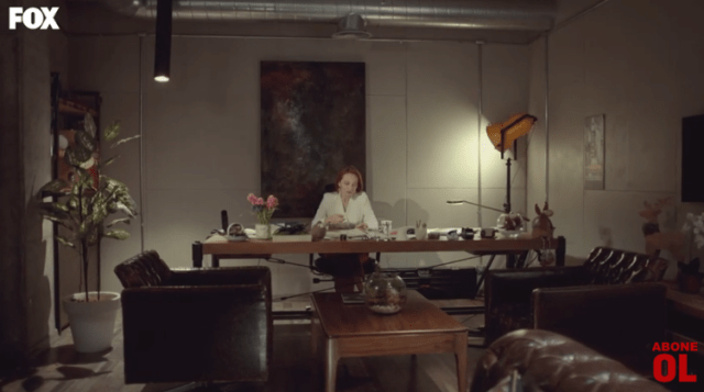 Episodul 13 Sen Çal Kapımı (Bate la ușa mea) cu Hande Erçel Și Kerem Bürsin.Secvențe Video 32
