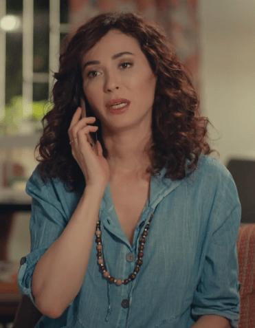 Episodul 13 Sen Çal Kapımı (Bate la ușa mea) cu Hande Erçel Și Kerem Bürsin.Secvențe Video 23