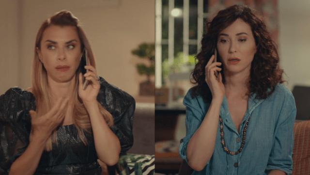 Episodul 13 Sen Çal Kapımı (Bate la ușa mea) cu Hande Erçel Și Kerem Bürsin.Secvențe Video 22