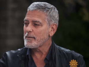 George Clooney, 59, says he's been using a Flowbee to cut his hair for years