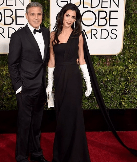 George Clooney, 59, says he's been using a Flowbee to cut his hair for years 5