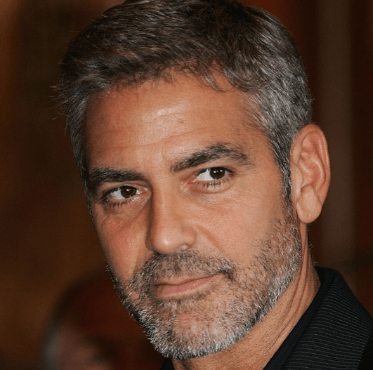 George Clooney, 59, says he's been using a Flowbee to cut his hair for years 4