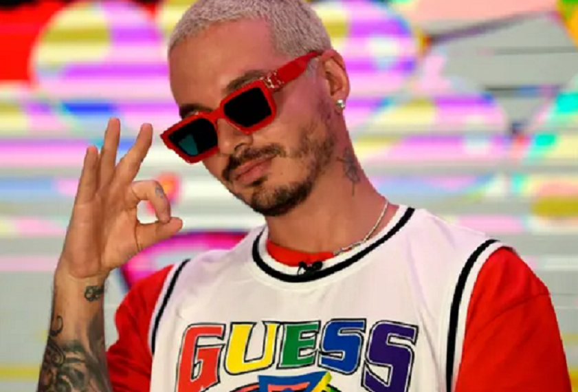 "J Balvin, ""Prince of Reggaeton"", About Struggles with Anxiety and Depression"