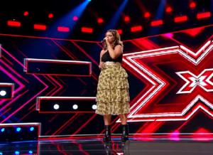 """Marta Verrecchia, 18 ani, o voce fenomenală la X Factor: """"Listen"""""""