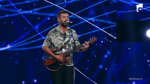 """Mehmet Dural, 33 ani, din Turcia la X Factor România cu piesa """"Cennet"""" 5"""