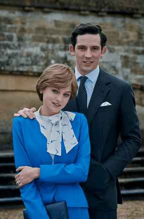 """8 costumes from """"The Crown"""" inspired by Princess Diana's best fashion moments 4"""