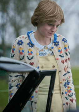 """8 costumes from """"The Crown"""" inspired by Princess Diana's best fashion moments 14"""