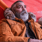 George Clooney în The Midnight Sky