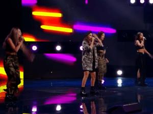 """Dueluri X Factor:Tiny Tigers energie și atitudine cu piesa """"Salute"""""""