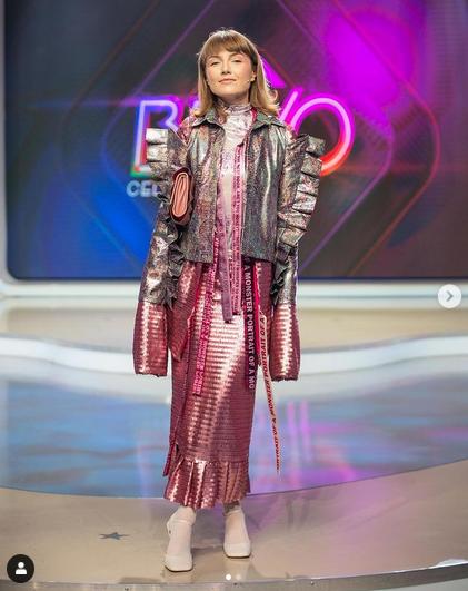 """Cântăreața Alexandra Ungureanu, 38 ani, câștigătoarea concursului """"Bravo, Ai stil! Celebrities"""" 6"""