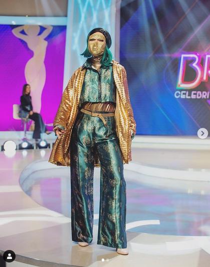 """Cântăreața Alexandra Ungureanu, 38 ani, câștigătoarea concursului """"Bravo, Ai stil! Celebrities"""" 9"""