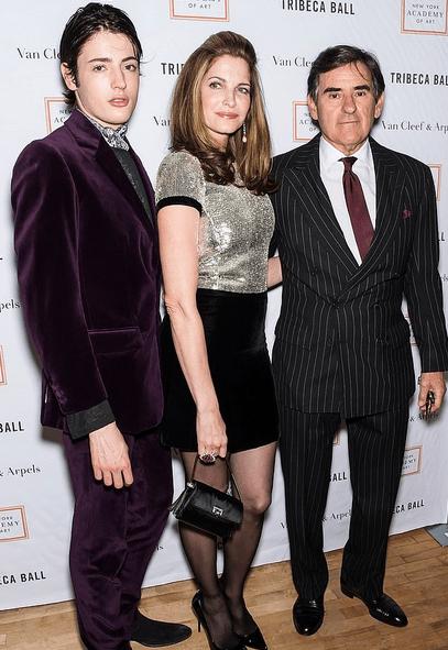 Harry Brant, fiul miliardarului Peter Brant și al supermodelului Stephanie Seymour, a murit la 24 de ani 6