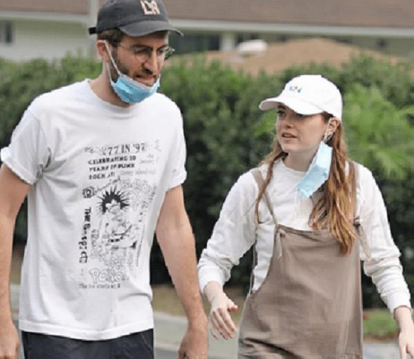 Emma Stone și Dave McCary așteaptă primul copil