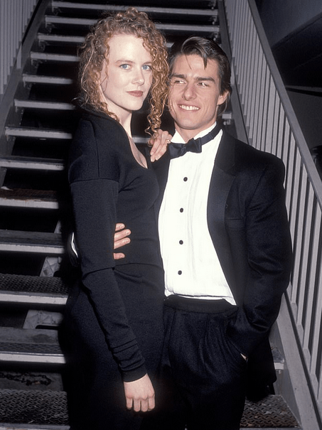 Nicole Kidman and Tom Cruise's adopted son Connor, 26, looks almost unrecognisable 3