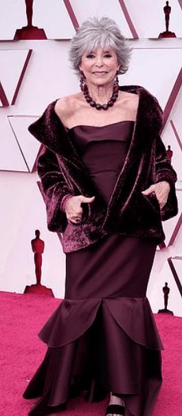 Covorul roșu Premiile Oscar 2021: cele mai bine îmbrăcate vedete 14