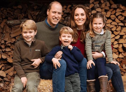 Prințul William și Kate Middleton - portretul pentru a 10-a aniversare 6