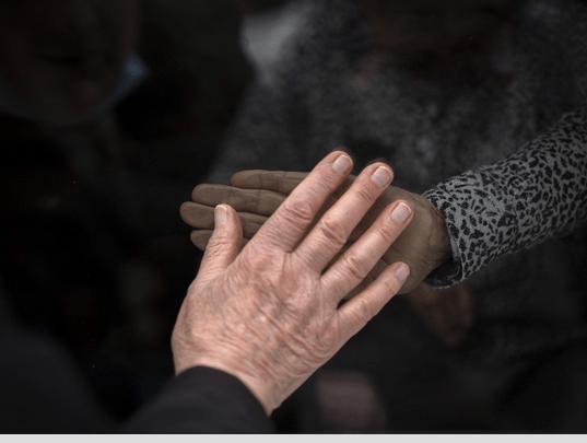 Spania:Povestea impresionantă a doi soți de 90 de ani în pandemie 4