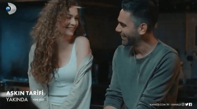 """""""Aşkın Tarifi"""" serial turcesc"""