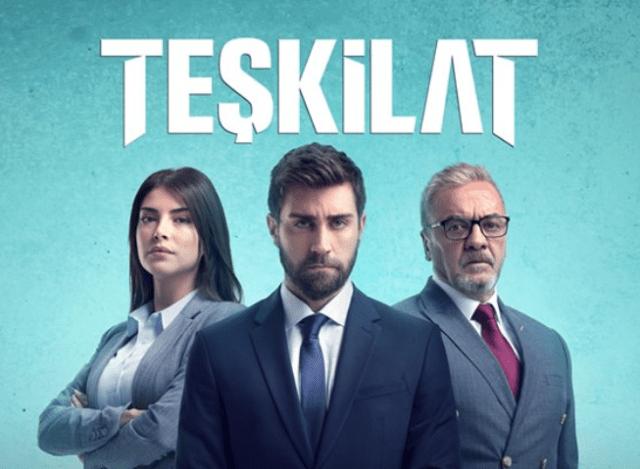 """Çağlar Ertuğrul în """"Te;kilat"""""""