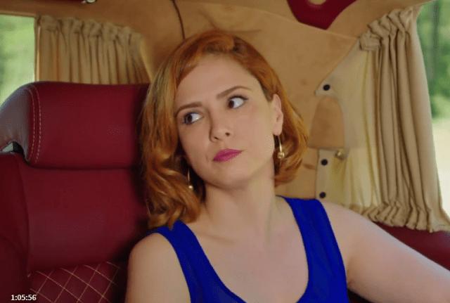 Çilek Kokusu (Miros de căpșuni), comedie romantică 2