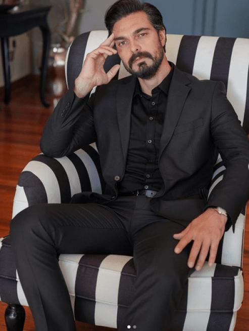 """Halil Ibrahim Ceyhan: """"Actoria a fost întotdeauna prioritatea mea"""" 1"""