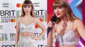 Brit Awards 2021: Taylor Swift, prima femeie recompensată cu Global Icon