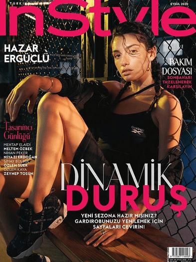 Hazar Ergüçlü: actrița din Turcia cu o carieră impresionantă 5