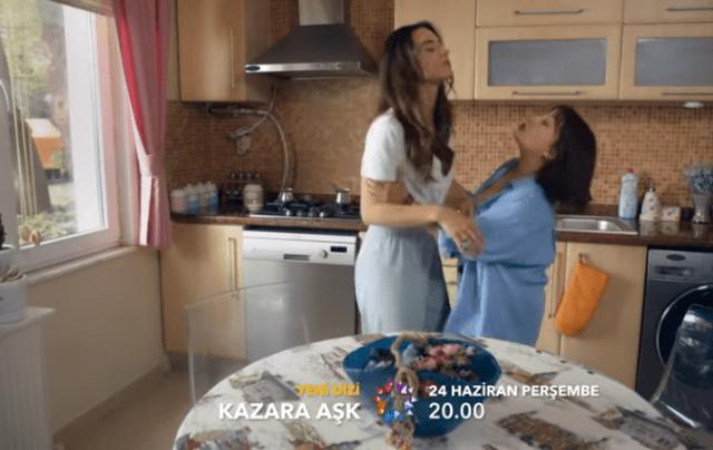 Kazara Așk (Iubire accidentală): un nou serial lansat vara aceasta 5