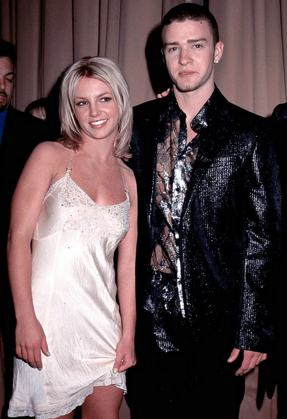 Justin Timbelake and Britney Spears