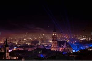 Cluj-Napoca, cel mai mare nivel de dioxid de azot (NO2) din Europa