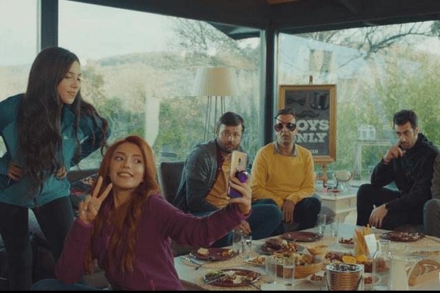 Benim Tatlı Yalanım (Minciuna mea dulce): serial turcesc, comedie romantică 16