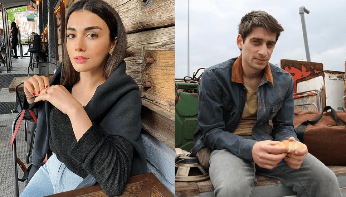 Bora Akkaș și Özge Yağız vor apărea în İçimizden Biri