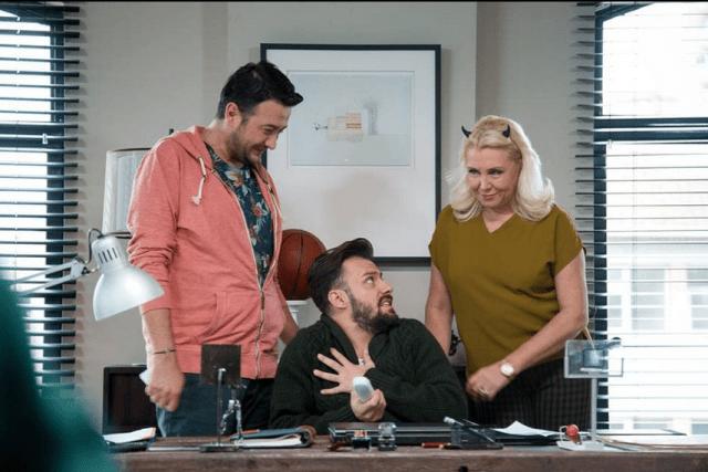 Mincinosul: Un nou serial turcesc cu Salih Bademci și Burçin Terzioğlu 3