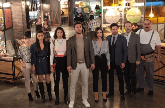 Her Yerde Sen: serial turcesc, comedie romantică 2