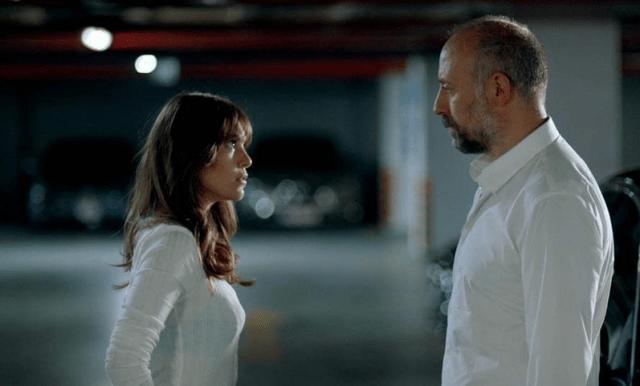 """Halit Ergenç și Asli Enver în """"Babil"""""""