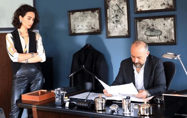 Babil (Alegerea): serial turcesc, dramă romantică (VIDEO) 19