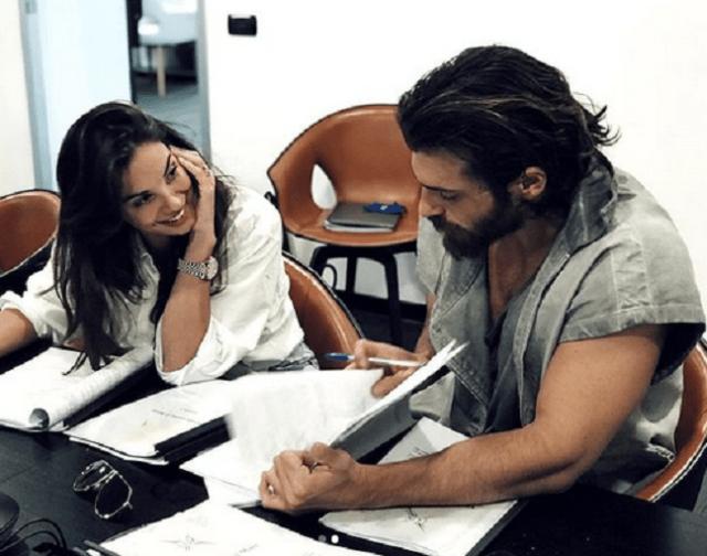 Can Yaman și Francesca Chillemi