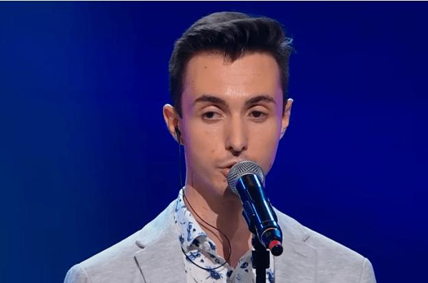 Claudiu Chichirău la X Factor 2021/Audiții