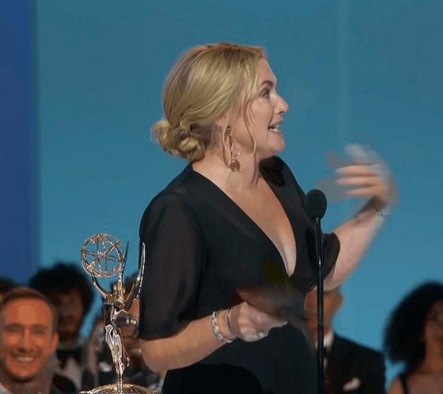 Kate Winslet - premiul Emmy 2021