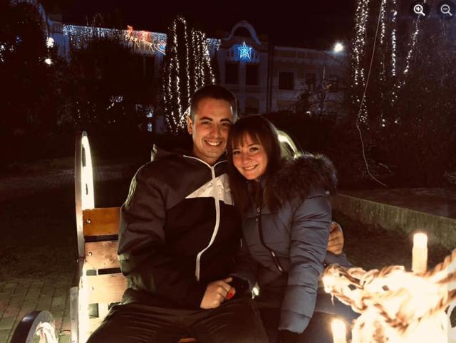 Paula și Darius Roș