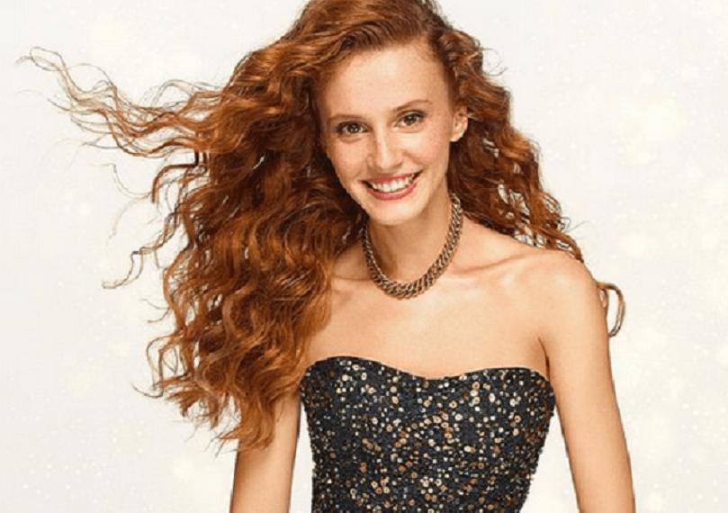 Frumoasa actriță Ahsen Eroğlu are un nou proiect