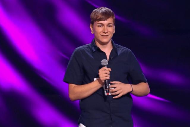 Cătălin Andrei Budea la X Factor 2021