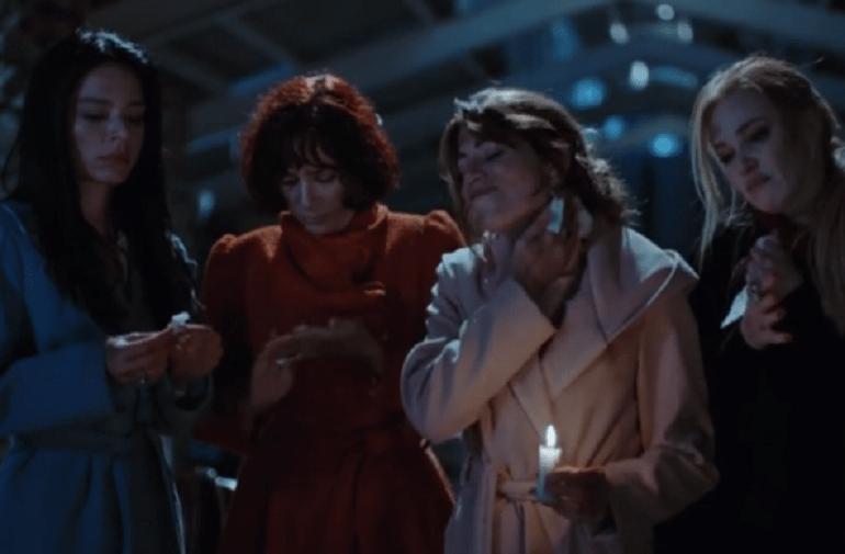 Serialul Yalancılar Ve Mumları: Povestea a 4 femei (VIDEO)