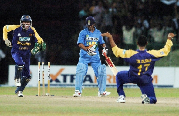 Image result for tm dilshan 2004 asia cup final
