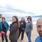 Una playa de Vizcaya