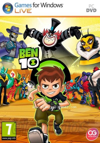 download ben 10 pc