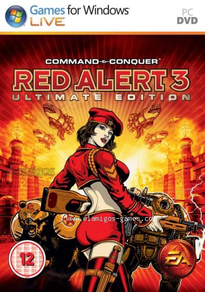 Download Red Alert 3 Uprising : download, alert, uprising, Download, Command, Conquer, Alert, Complete, Collection, [MULTi8-ElAmigos], [Torrent], ElAmigos-Games