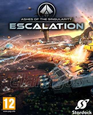 Ashes Of The Singularity : ashes, singularity, Ashes, Singularity:, Escalation, Download, ElAmigosEdition.com